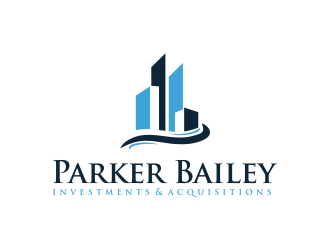 Parker Bailey logo design