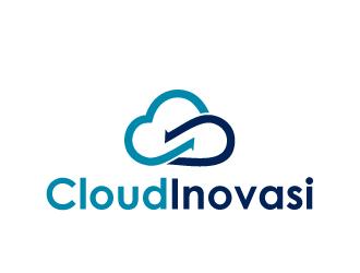 CloudInovasi logo design