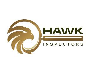 Hawk Inspectors logo design