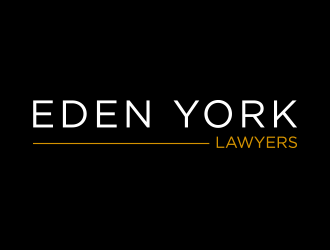 Eden York Lawyers logo design