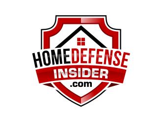 homedefenseinsider.com logo design