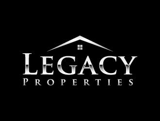 Legacy Properties logo design