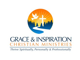 Grace & Inspiration Ministries logo design