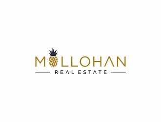 Mollohan Real Estate logo design