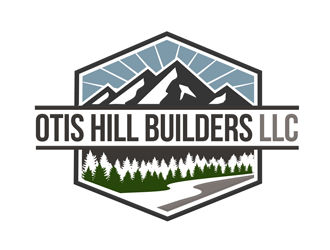 Otis Hill Builders LLC logo design