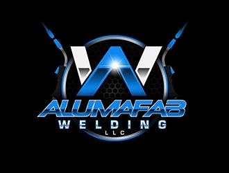Alumafab Welding Logo Design 48hourslogo Com