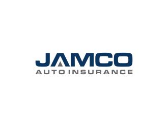 Jamco Insurance logo design