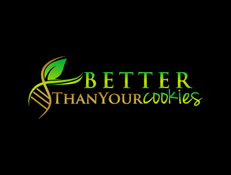 Better Than Your Cookies  logo design
