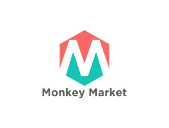 Monkey Market logo design by Greenlight