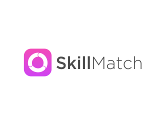Skill Match logo design