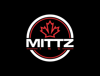 Mittz Inc logo design