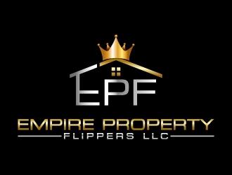 EMPIRE PROPERTY FLIPPERS LLC logo design