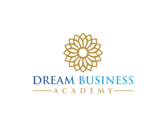 Dream Business Academy logo design