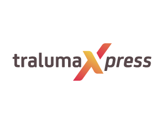 tralumaXpress logo design