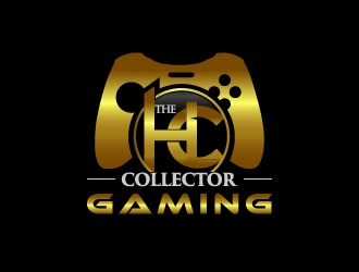 The HC Collector Gaming logo design