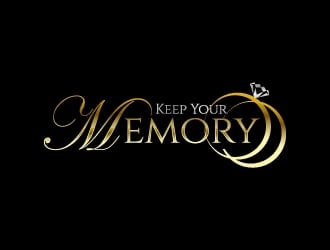 Keep Your Memory logo design