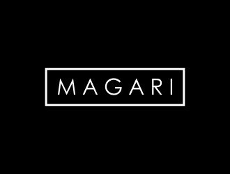 Magari logo design