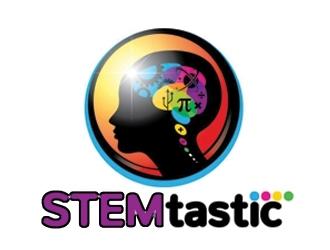 STEMtastic logo design
