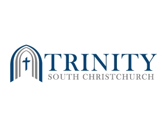 Trinity South Christchurch logo design