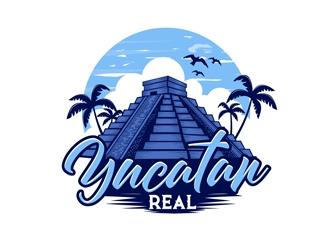 Yucatan Real  logo design