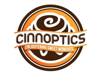 Cinnoptics logo design