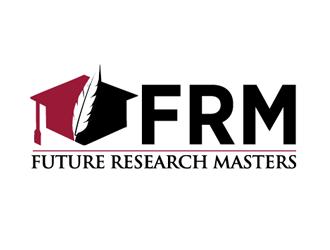 Future Research Masters logo design