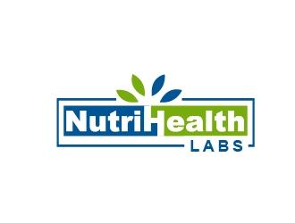 NutriHealth Labs logo design