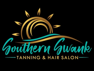 Southern Swank  logo design