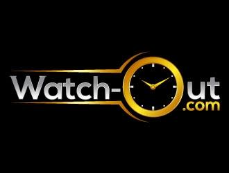Watch-Out.com logo design