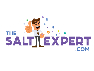 The Salt Expert logo design