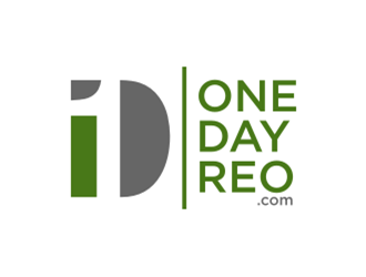 One Day REO logo design