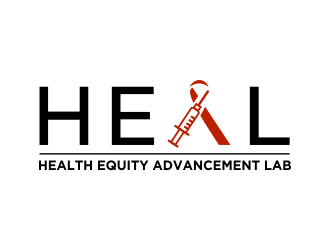Health Equity Advancement Lab logo design
