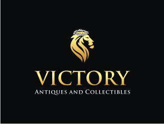 Victory Antiques and Collectibles logo design by ohtani15