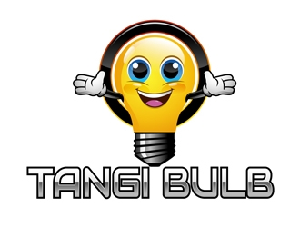 Tangi Bulb logo design