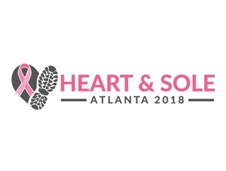 Heart & Sole logo design