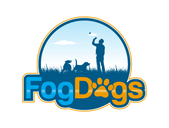 FogDogs logo design