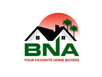 BNA Industries logo design