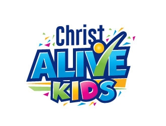 Christ Alive Kids logo design