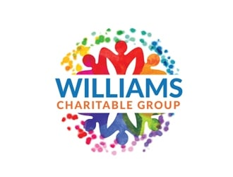 Williams Charitable Group logo design