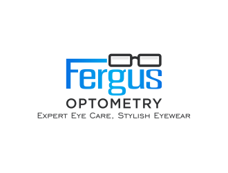 Fergus Optometry logo design