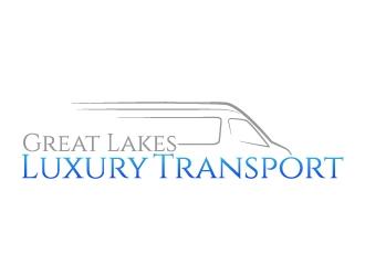 Great Lakes Luxury Transport  logo design winner