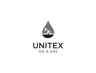 Unitex Oil & Gas logo design