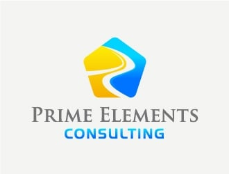 Prime Elements Consulting  logo design