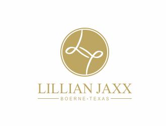 Lillian Jaxx logo design