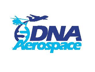 DNA Aerospace Pty Ltd  logo design