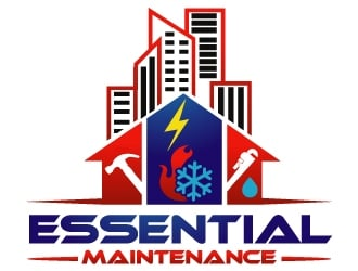 Essential Maintenance logo design