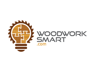 woodworksmart.com logo design