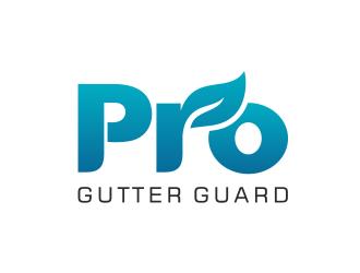 Pro Gutter Guard logo design