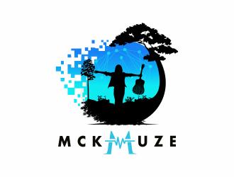 Mckmuze logo design