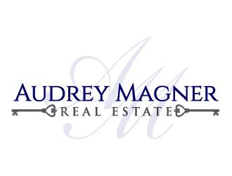 Audrey Magner Real Estate logo design